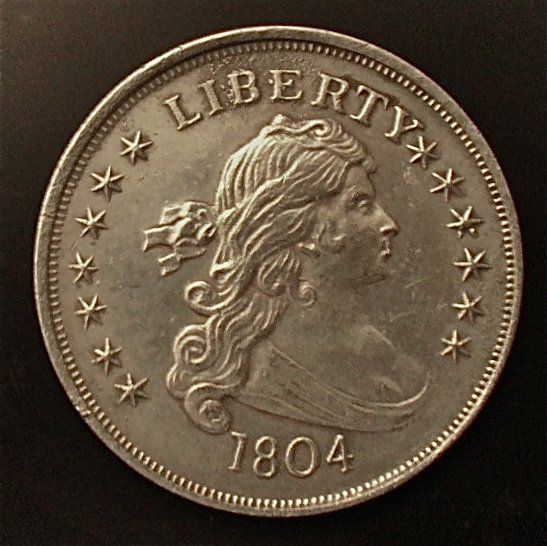 I Have An 1804 Silver Dollar How Much Is It Worth Central Jersey Rare Coins Blog